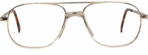 Atherton gold eyeglass frames