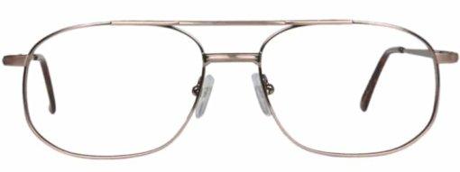 Banning antique brown eyeglass frames