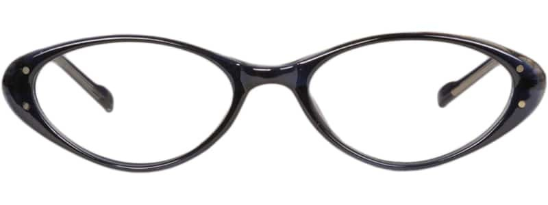 Barnsley blue eyeglass frames