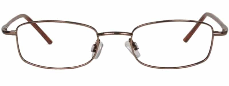 Bath brown eyeglass frames