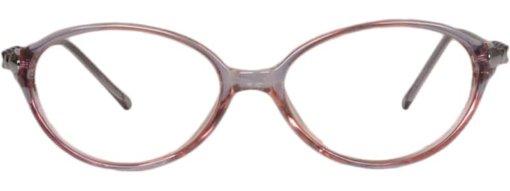 Bellamy blue eyeglass frames