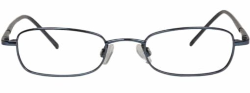 Belmont blue eyeglass frames