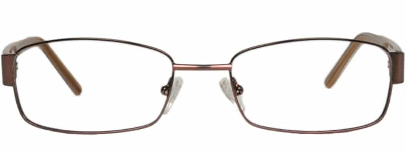 Bitburg brown eyeglass frames
