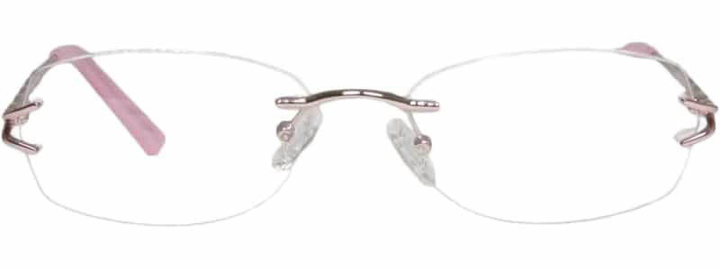 Bridgewater rose eyeglass frames