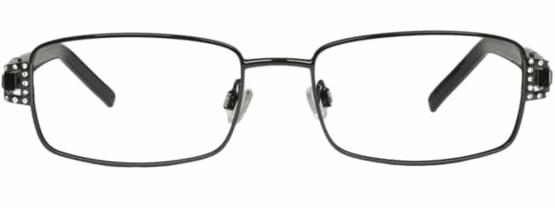 Brookside black eyeglass frames